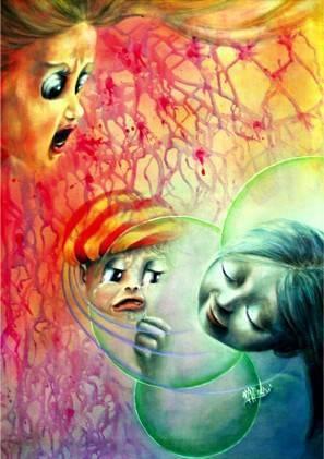 """Foto del quadro """"La Consolazione"""" di Aurora Mazzoldi"""