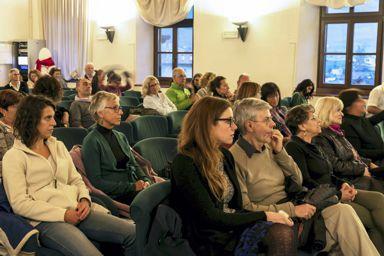 Conferenza a Palazzo dei Panni (Arco di Trento) uno degli incontri introspettivi 2016