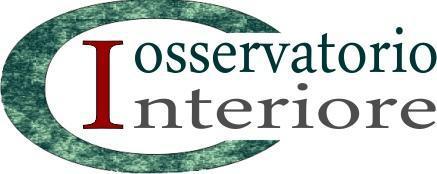 Logo dell'Osservatorio Interiore