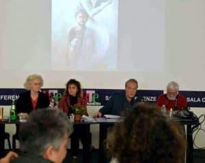 Quando i mondi s'incontrano. Conferenza di Aurora Mazzoldi, Antonella Giannini e Gennaro Corduas ad ArtePadova - Fiera di Padova