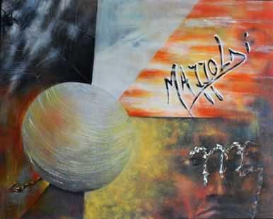 Aurora Mazzoldi - La Camera degli Specchi - Contiene molti simboli interiori