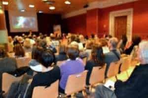Conferenza CARITRO del 17 nov, 2017. Uno degli incontri introspettivi 2017