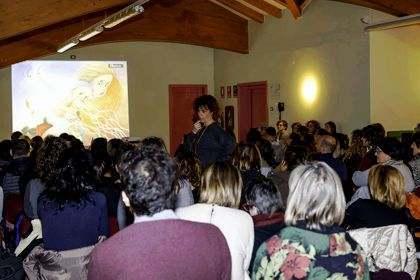 Conferenza di Antonella Giannini - Tione 2017-3-ottobre