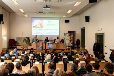 Errrori comuni nelle scelte quotidiane - Conferenza 13 ott. 2018 (foto di Roberto Zeni)