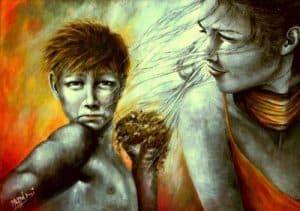 Aurora Mazzoldi - Complicità - un esempio di osservazione interiore